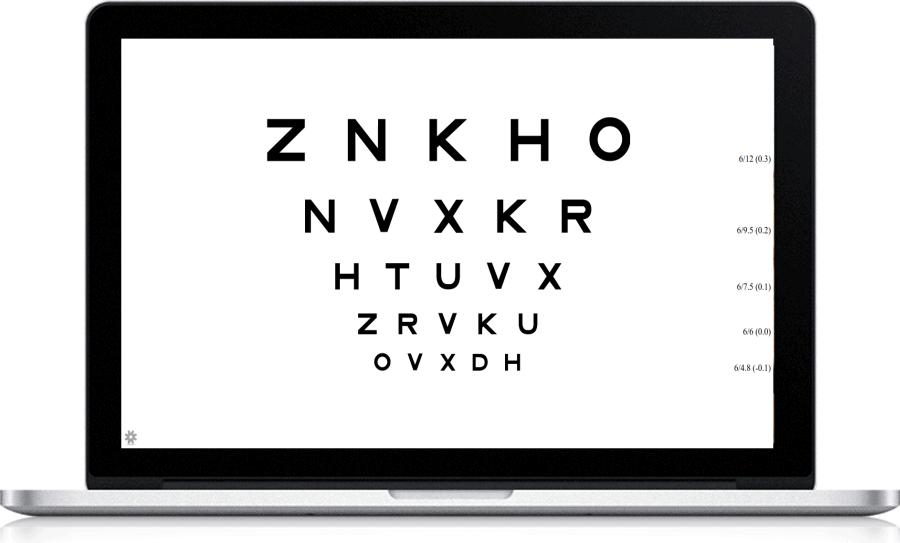Open Optometry | Open Source Test Chart